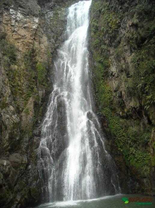 Salto de Aguas Blancas en Valle Nuevo