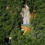 Impresionante Foto del Salto del Limón, En Samaná