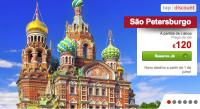 Rússia em oferta na TAP