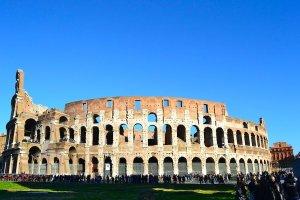 Escapadinhas em Barcelona ou Roma