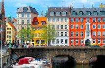 Viagens para Copenhaga