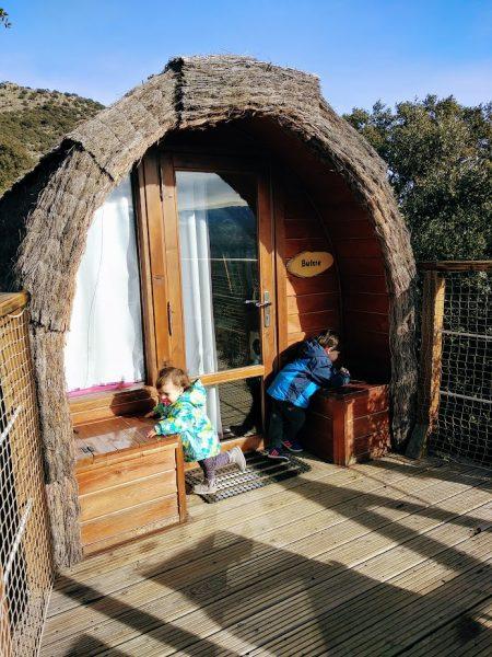Monte holiday, Monte holiday: ecoturismo con niños en la sierra de Madrid, Viajar despeina