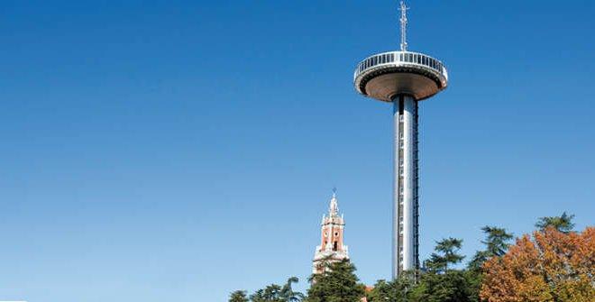 5 Miradores de Madrid al cielo