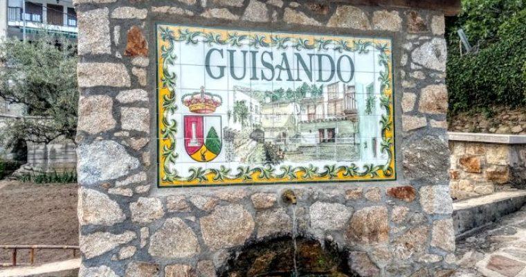 Guisando, un pueblo andaluz en Ávila