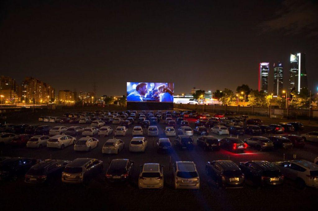 autocine tres cines de verano para sobrevivir
