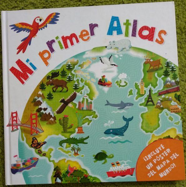 mi primer atlas portada
