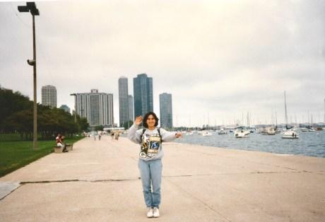 Joana Chicago Green Bay Packers