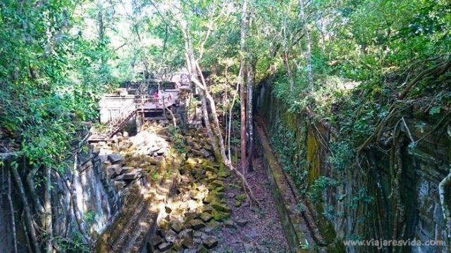 Templo de Beng Mealea