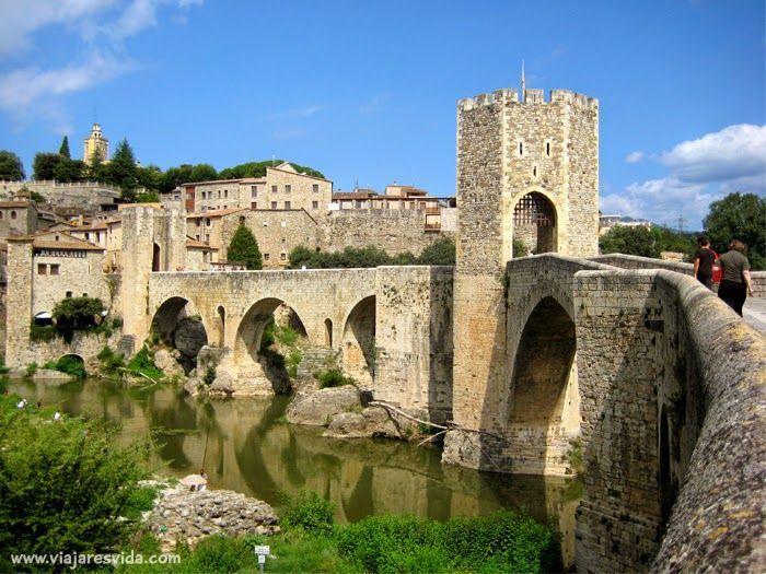 Besalú, uno de los pueblos más bonitos de Cataluña
