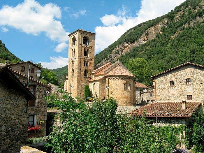 Beget, uno de los pueblos más bonitos de Cataluña