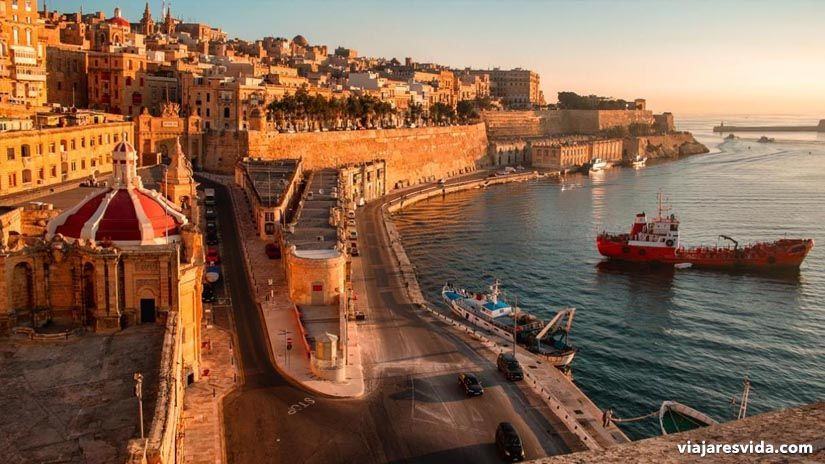 Lo mejor de Malta. Viajar es vida.