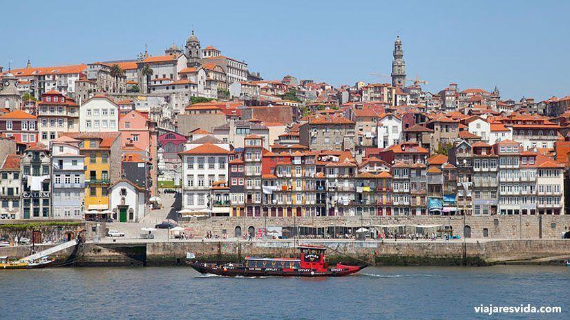 Orilla del Douro. Viajar es vida.
