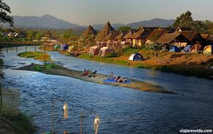 Pai, Tailandia. Viajar es vida.