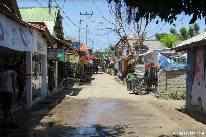Calle de Trawangan
