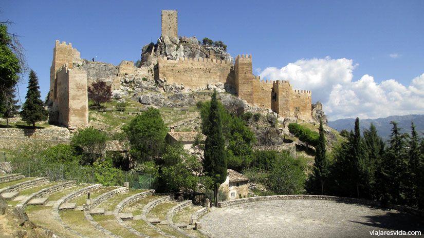 Castillo de La Iruela en España