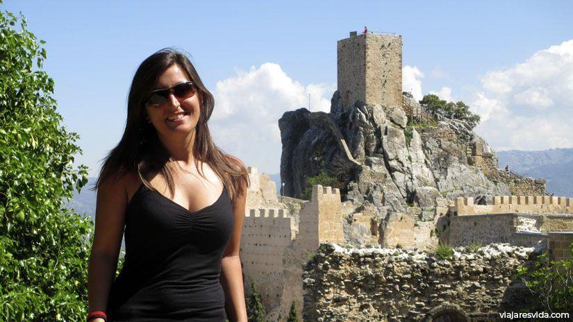 Castillo de La Iruela (Jaén) en España