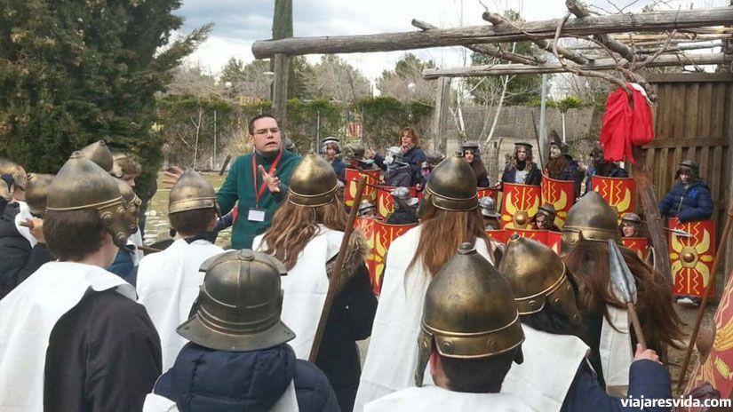 Arqueopinto. Parque temático para niños
