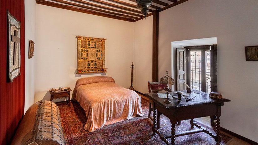 Casa natal de Miguel de Cervantes