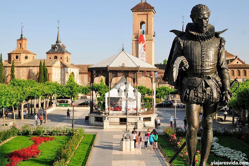 Plaza Mayor de Alcalá de Henares
