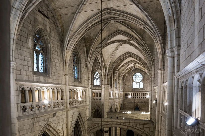 Catedral de Santa María de Vitoria-Gasteiz. Qué ver en Vitoria-Gasteiz
