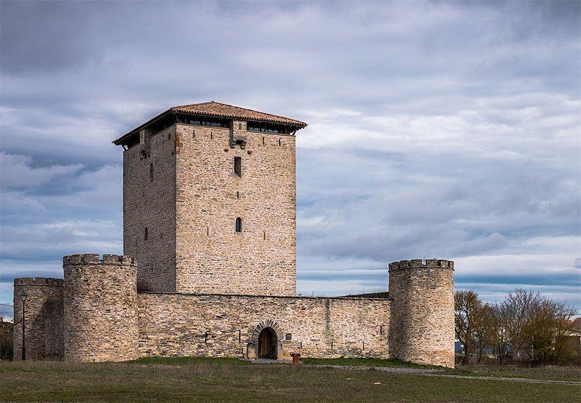 Torre de Mendoza. Qué ver y hacer en Vitoria