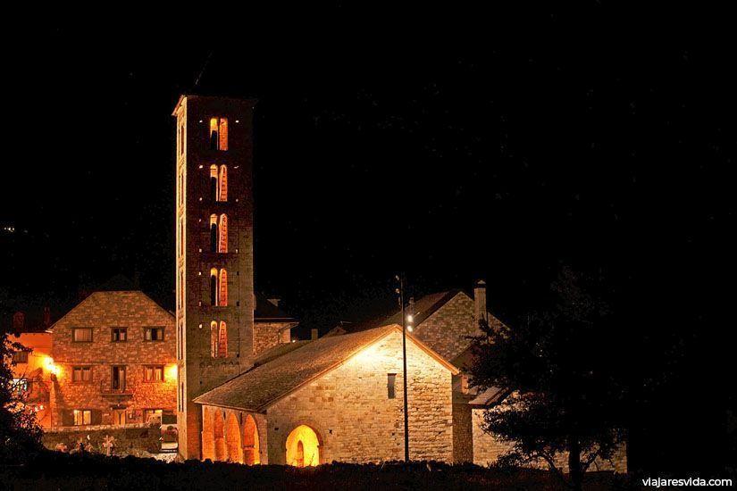 Iglesia de Santa Eulalia Erill la Vall