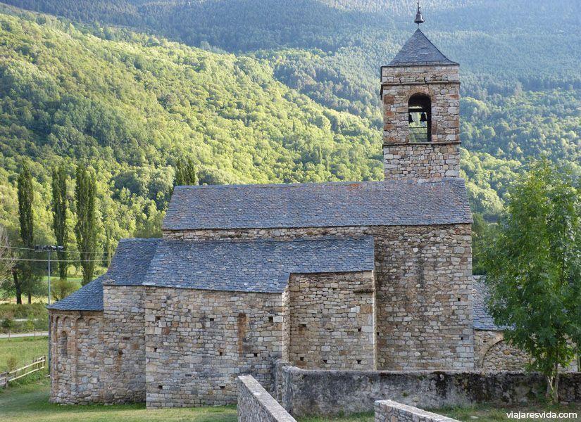 Sant Feliu de Barruera. Qué hacer, qué ver y hoteles en La Vall de Boí, Parc Nacional d'Aigüestortes i Estany de Sant Maurici