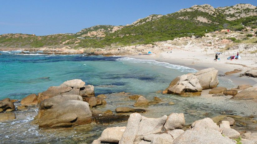 Bassa Trinità. Playa paradisíaca al norte de Cerdeña