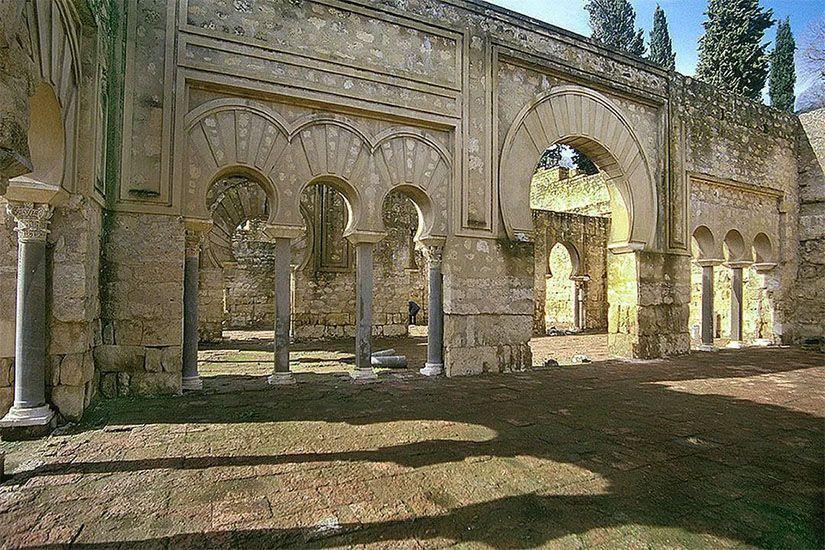 Patio de Medina Azahara