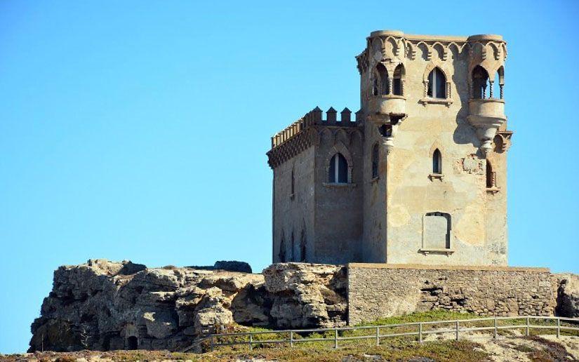 Castillo de Santa Catalina. Una de las cosas que tienes que ver en Tarifa
