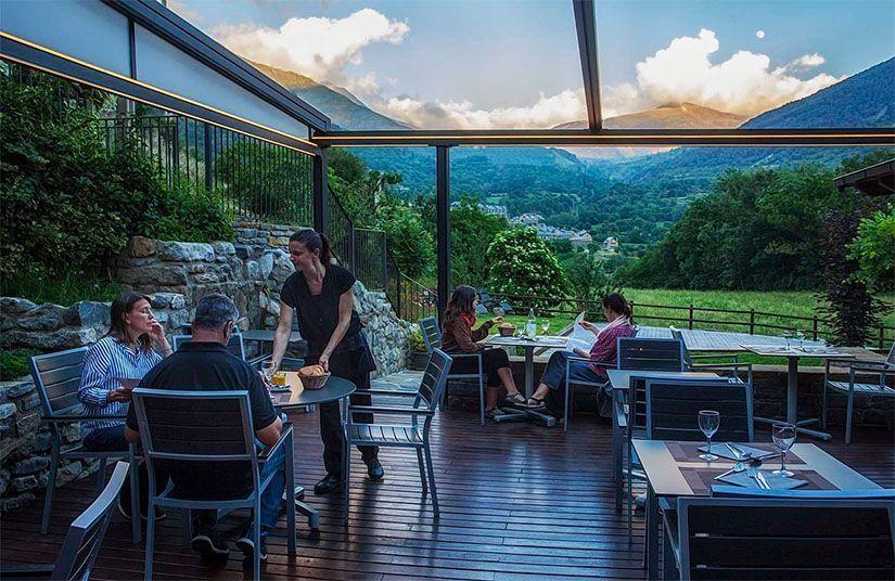 Hotel en la Vall de Boí
