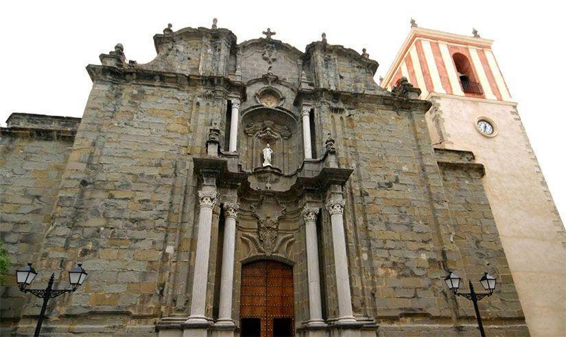 Iglesia Mayor de San Mateo en Tarifa