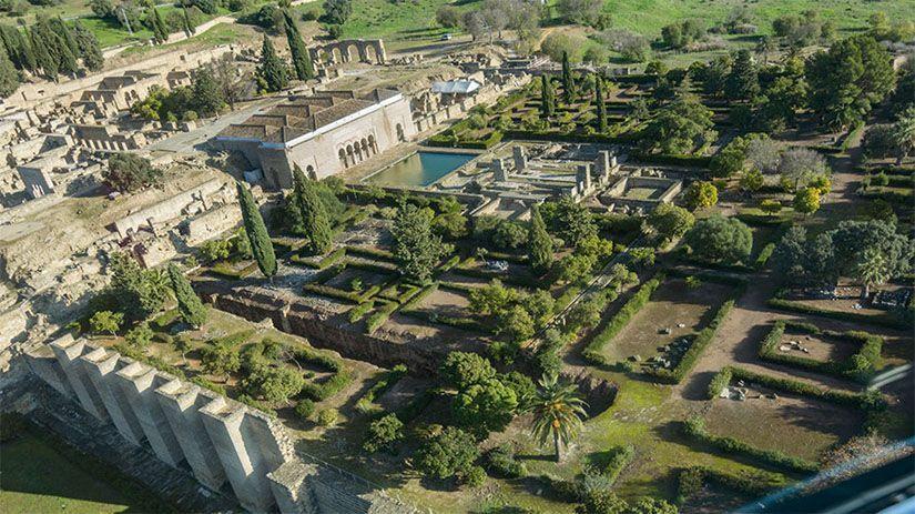 Jardines de Medina Azahara