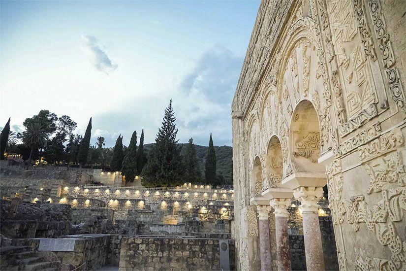 Uno de los mejores palacios árabes de Europa