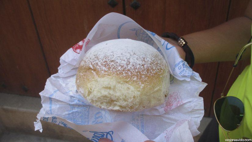 Coca de Patata típica de Valldemossa