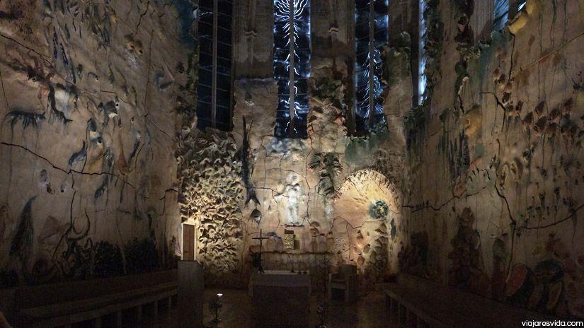 Capella del Santissim i Sant Pere en la Catedral de Palma de Mallorca
