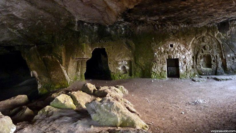 Cueva de la Mare de Deu en Portals Vells (Mallorca)
