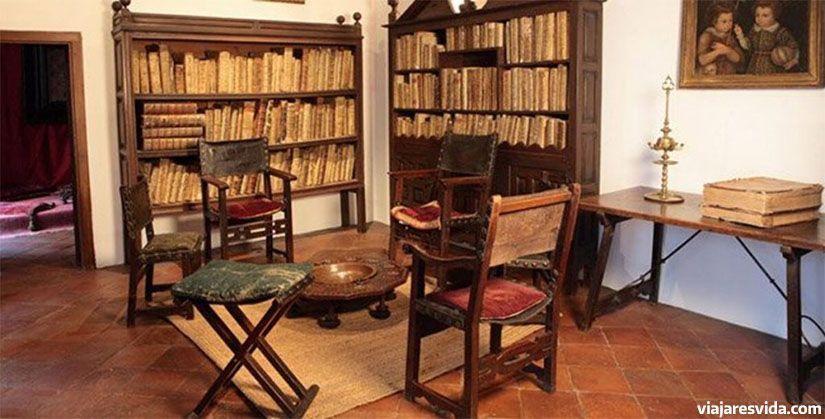 Casa museo de Lope de Vega en el barrio de las Letras