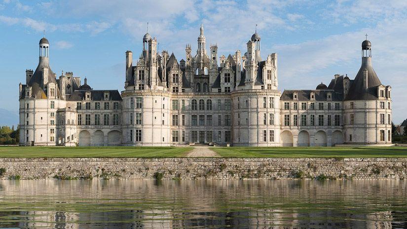 Château de Chambord en Francia