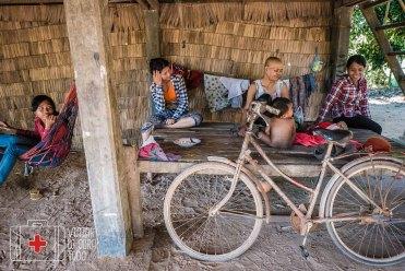 camboya sonríe