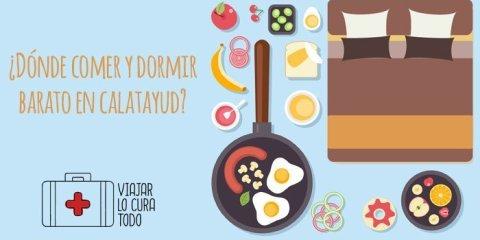 donde comer en calatayud