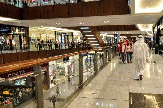 interior Dubai Mall