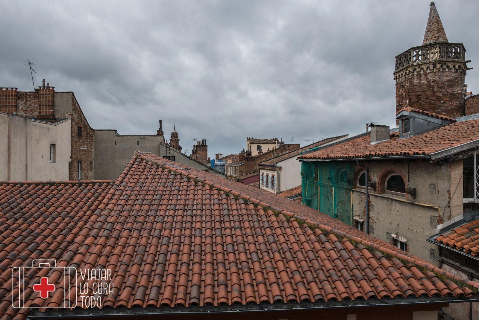 Toulouse desde los tejados