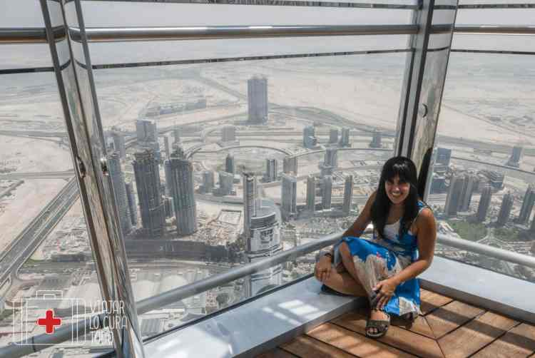 At The Top Burj Khalifa Dubai