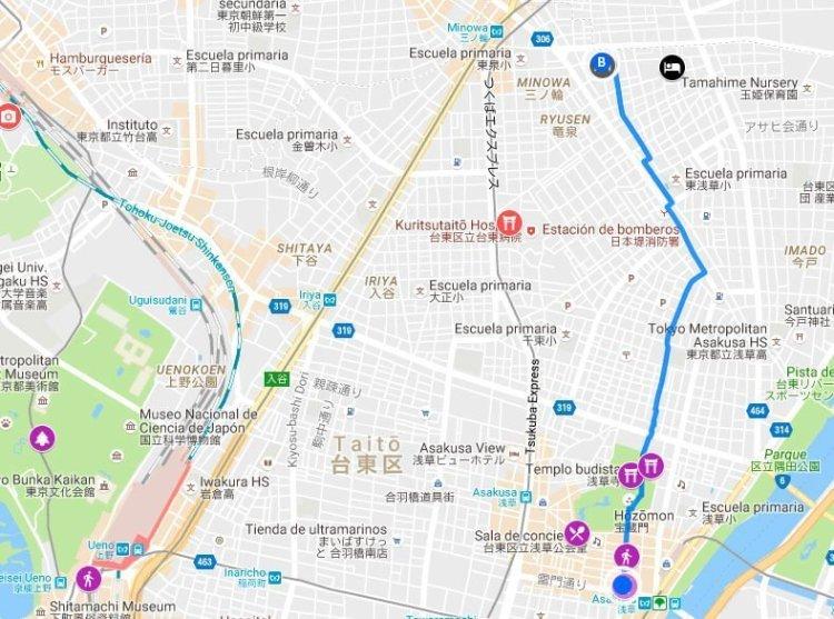 andon ryokan Tokyo
