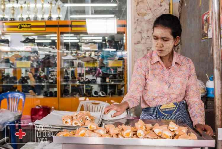 mae sot fresh market