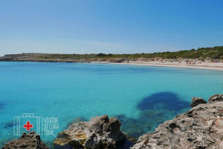playas menorca