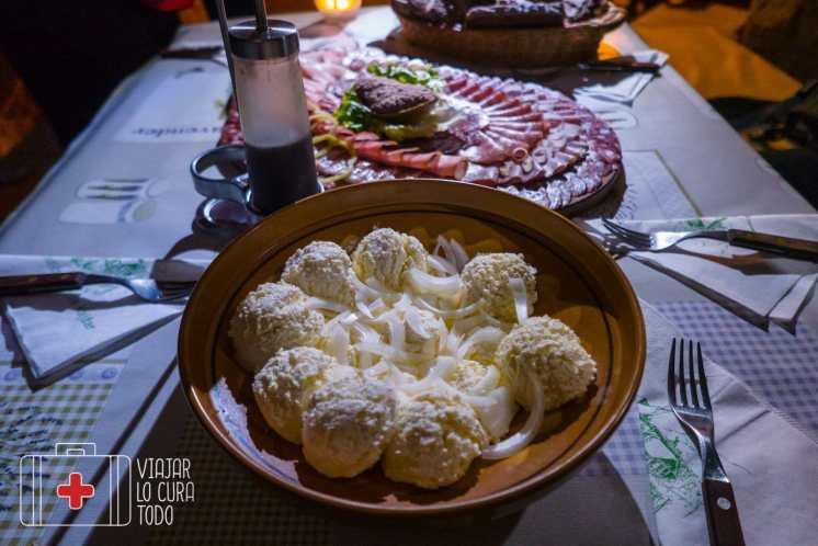 comida típica Eslovena