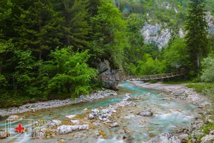 río Eslovenia