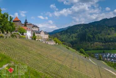 Schloss Eberstein Selva Negra